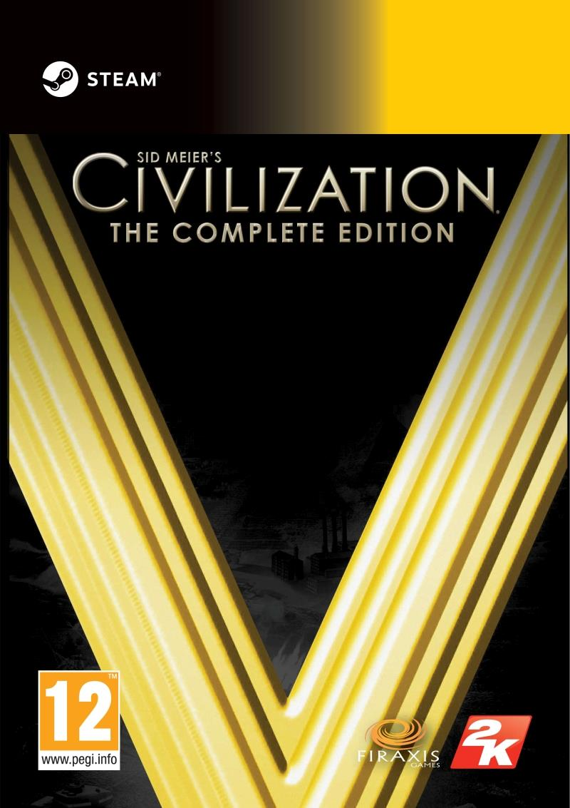 Civilization V Complete Edition - PC (Cod Steam)