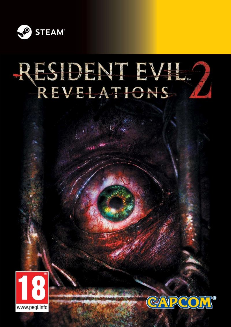 Resident Evil Revelations 2 - PC (Cod Steam)