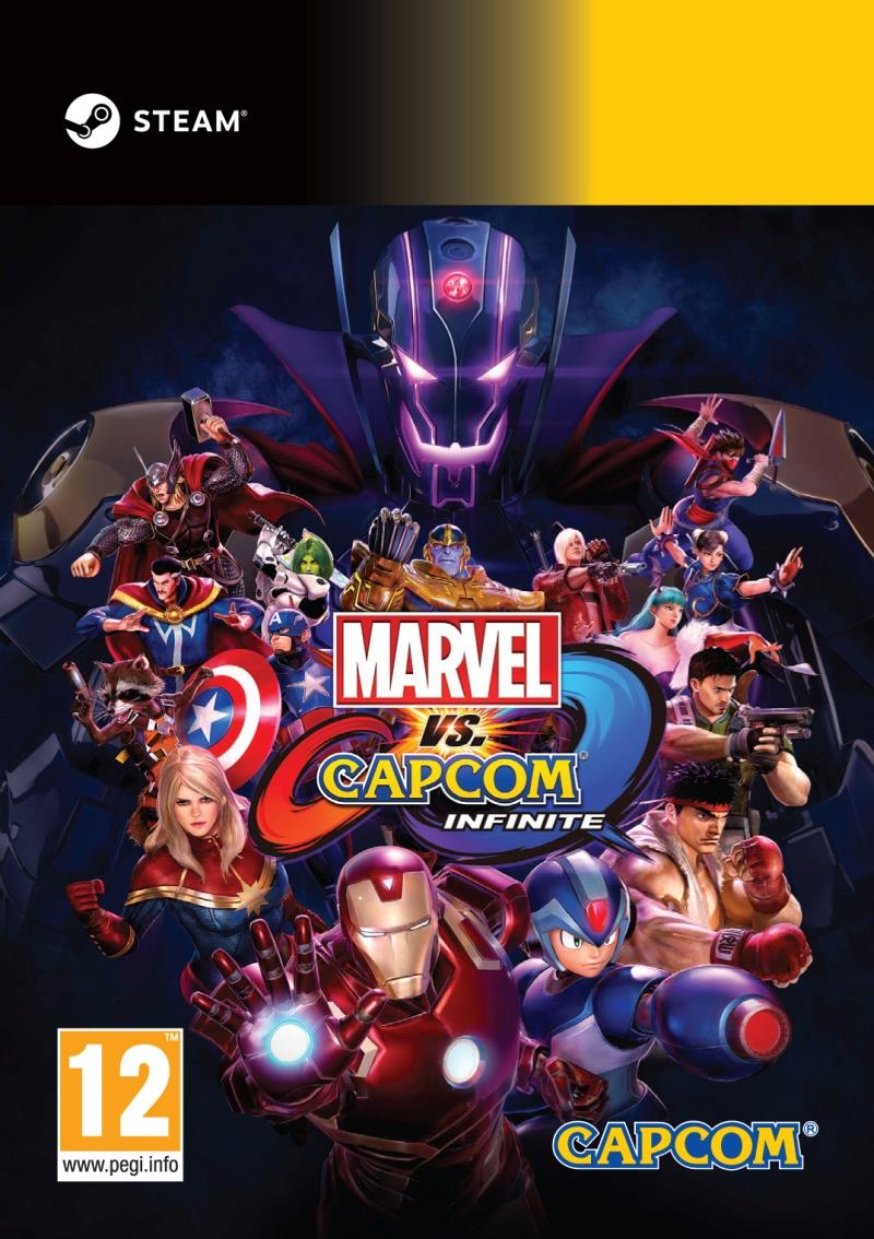 Marvel Vs Capcom Infinite - PC (Cod Steam)