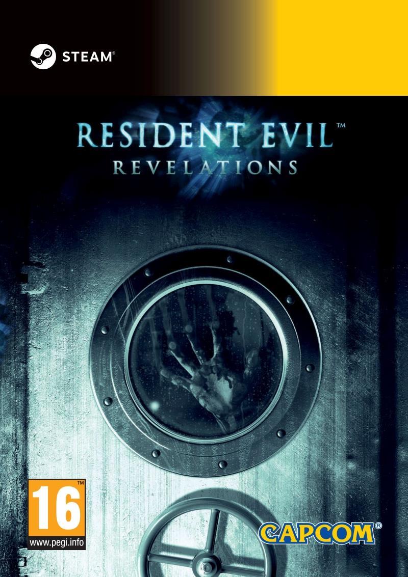 Resident Evil Revelations - PC (Cod Steam)