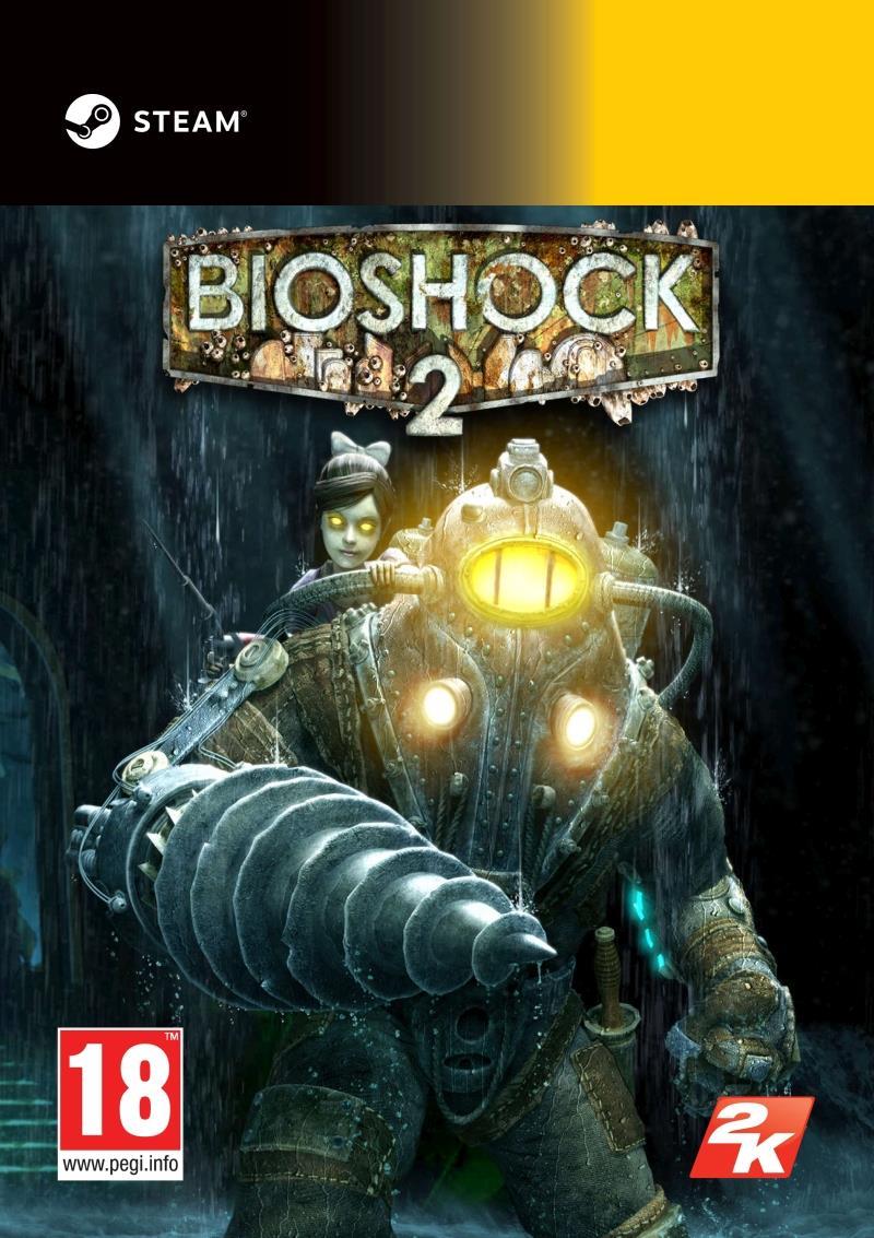 Bioshock 2 - PC (Cod Steam)