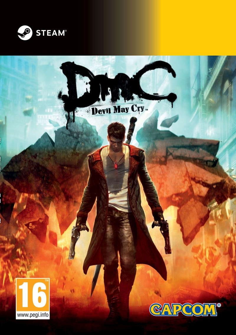 Devil May Cry - PC (Cod Steam)