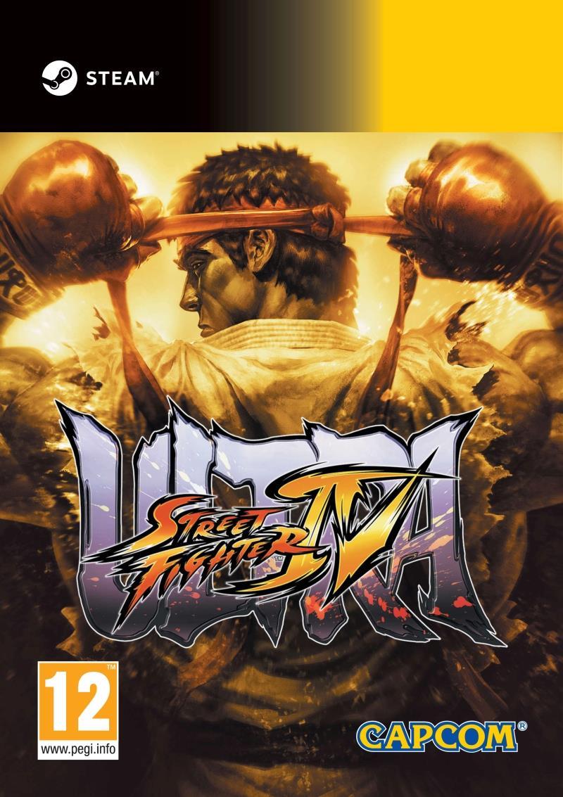 Ultra Street Fighter 4 - PC (Cod Steam)