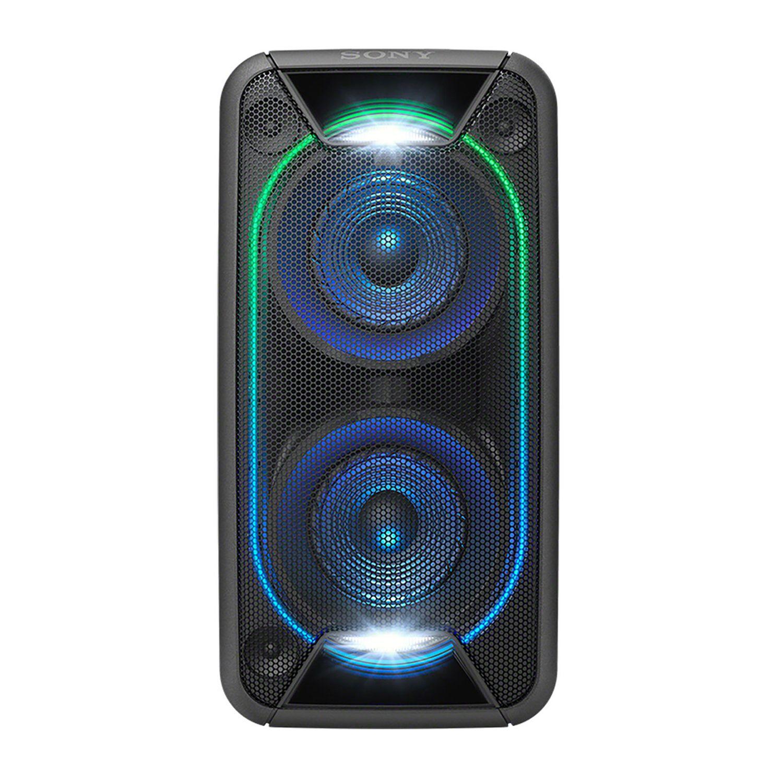 Sistem audio Sony GTK-XB90B Bluetooth Extra Bass Negru