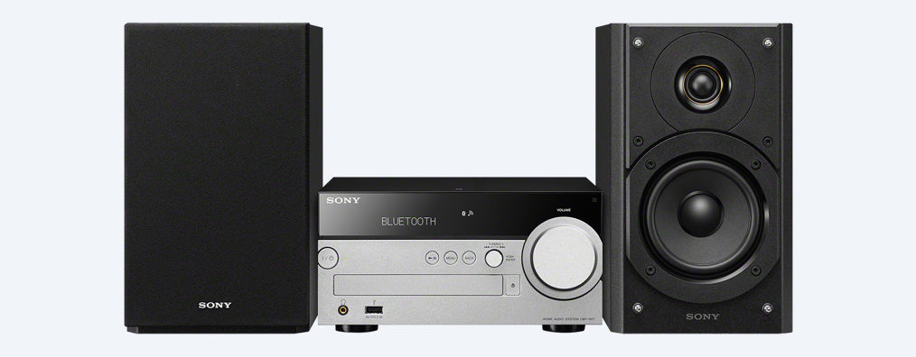 Sistem audio Sony CMT-SX7 Wi-Fi Bluetooth