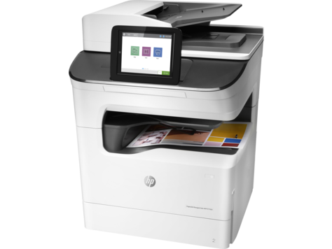 Multifunctional Color HP PageWide Managed Color MFP E77650dns
