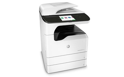 Multifunctional Color HP PageWide Managed P77750zs