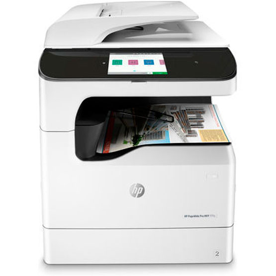 Multifunctional Color HP PageWide Managed P77740zs