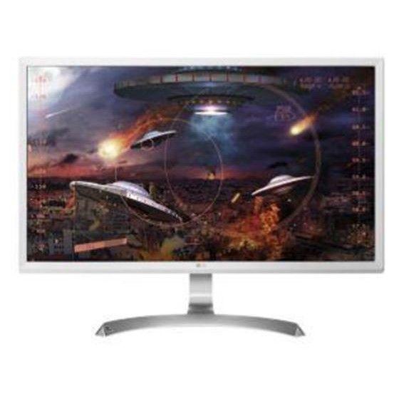 Monitor LED LG 27UD59-W 27 5ms 4K Ultra HD Alb