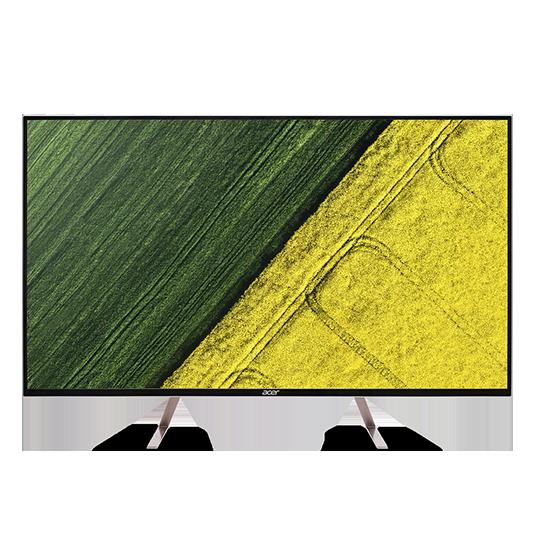 Monitor LED Acer ET221QBI 21.5 Full HD 4ms Negru