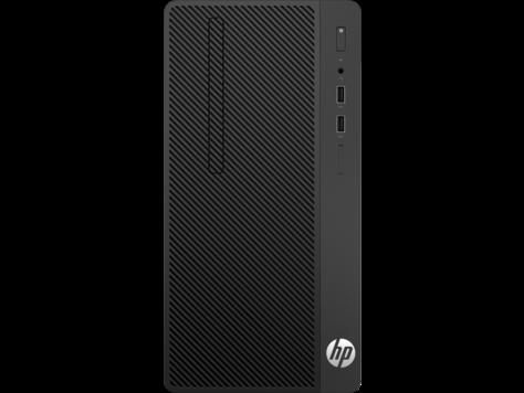 Sistem Brand HP 290 G1 MT Intel Core i3-7100 RAM 4GB SSD 256GB Windows 10 Pro