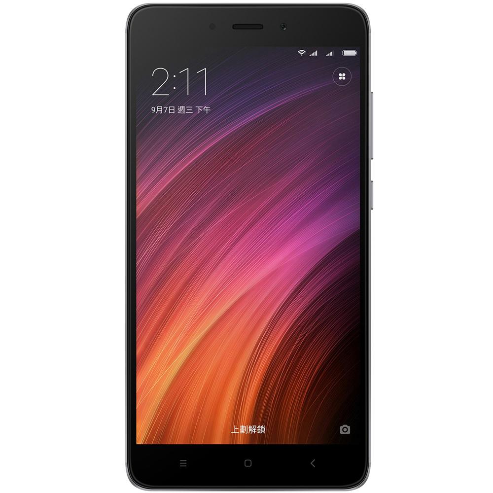Telefon Mobil Xiaomi Redmi Note 4 64GB Flash 4GB RAM Dual SIM 4G Black/Silver