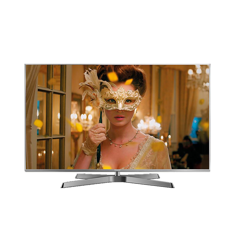 Televizor LED 3D Panasonic Smart TV TX-58EX780E 146cm 4K Ultra HD Gri