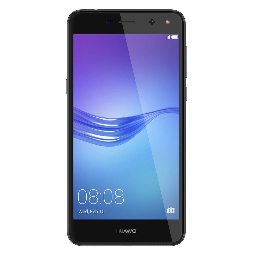 Telefon Mobil Huawei Y6 2017 16GB Flash 2GB RAM Dual SIM 4G Gray