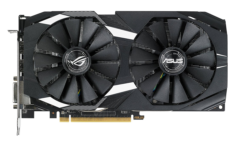 Placa Video ASUS Radeon RX 580 DUAL 4GB GDDR5 256 biti