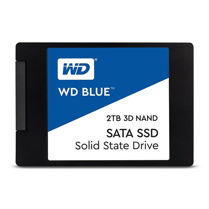 Hard Disk SSD Western Digital Blue 3D NAND 2TB 2.5