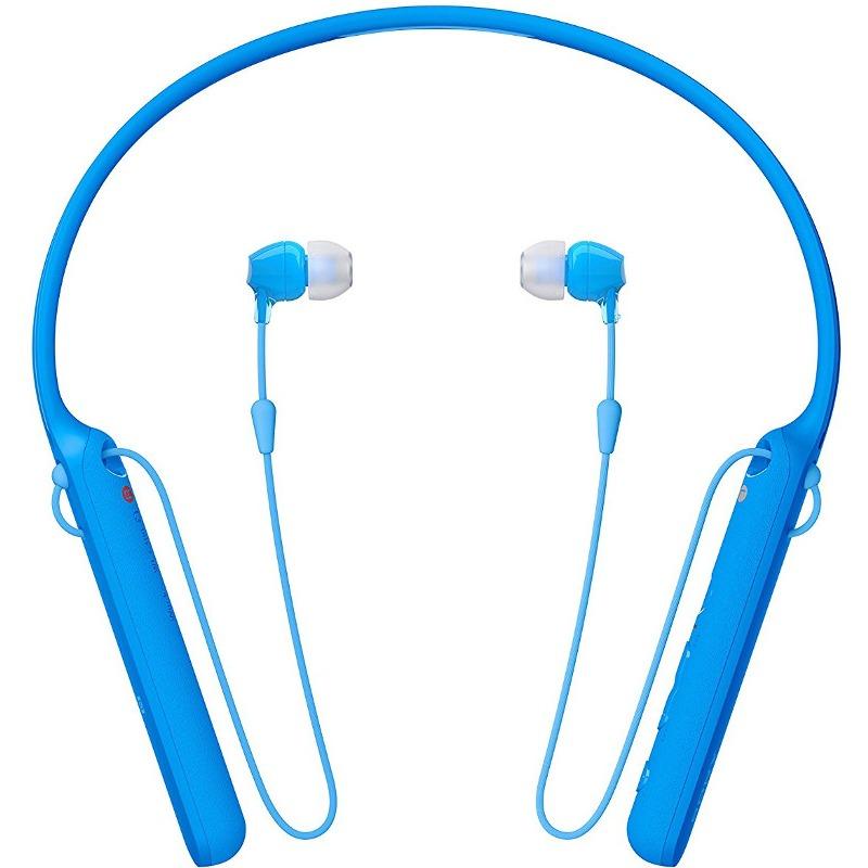 Casti Sony WI-C400L Wireless Albastru