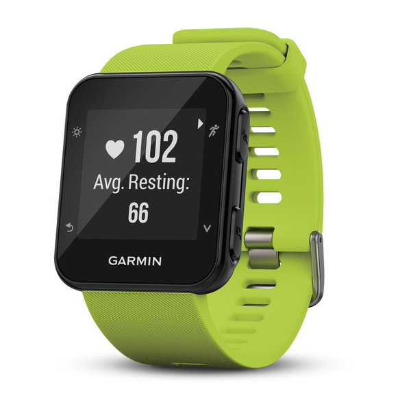 Smartwatch Garmin Forerunner 35 Limelight