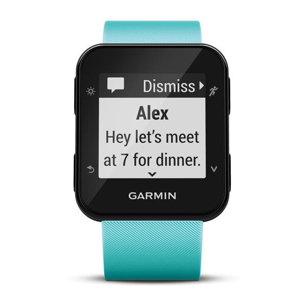 Smartwatch Garmin Forerunner 35 Frost Blue