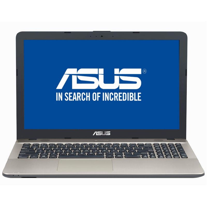 Notebook Asus X541NA 15.6 HD Intel Celeron N3350 RAM 4GB HDD 500GB No ODD Endless OS Negru