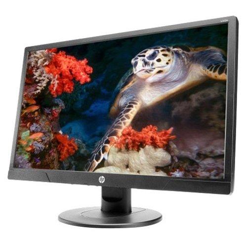 Monitor LED HP V214a 20.7 Full HD 5ms Negru