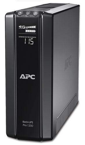 UPS APC Back-UPS Pro 1200VA 230V French Sockets