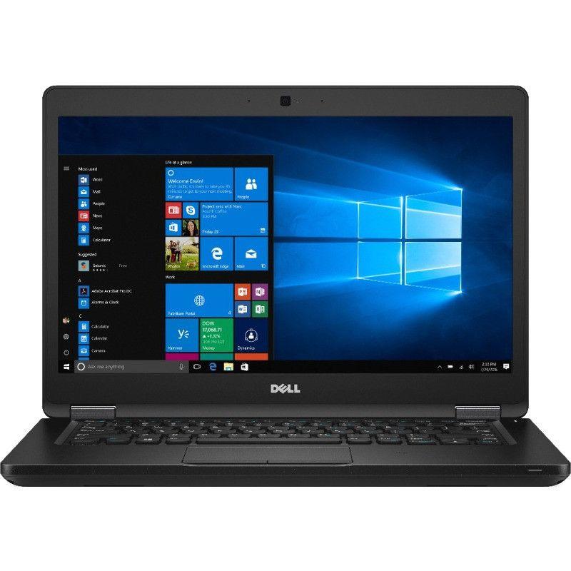 Notebook Dell Latitude 5480 14 Full HD Intel Core i7-7820HQ RAM 32GB SSD 512GB Linux