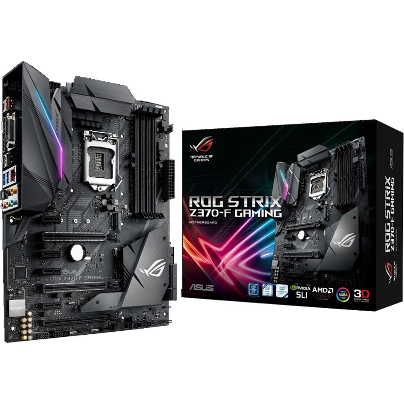 Placa de baza ASUS ROG STRIX Z370-F GAMING Socket 1151