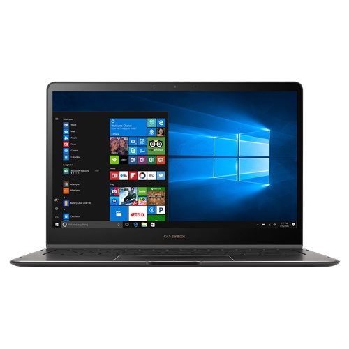 Ultrabook Asus ZenBook Flip S UX370UA 13.3 Full HD Touch Intel Core i7-8550U RAM 8GB SSD 256GB Windows 10 Home Gri