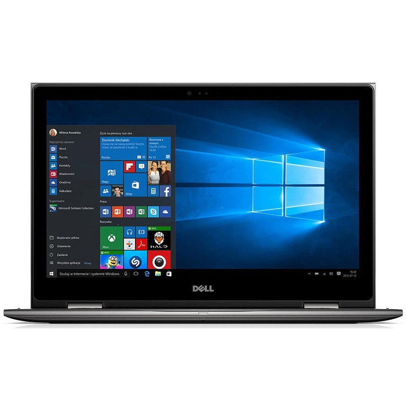 Notebook Dell Inspiron 5379 13.3 Full HD Touch Intel Core i5-8250U RAM 8GB SSD 256GB CIS Windows 10 Home