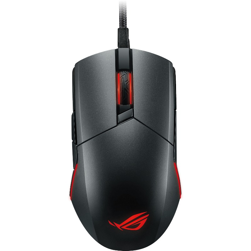 Mouse Gaming Asus ROG Pugio Black