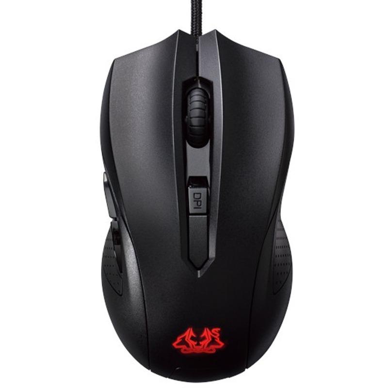 Mouse Gaming Asus Cerberus Black