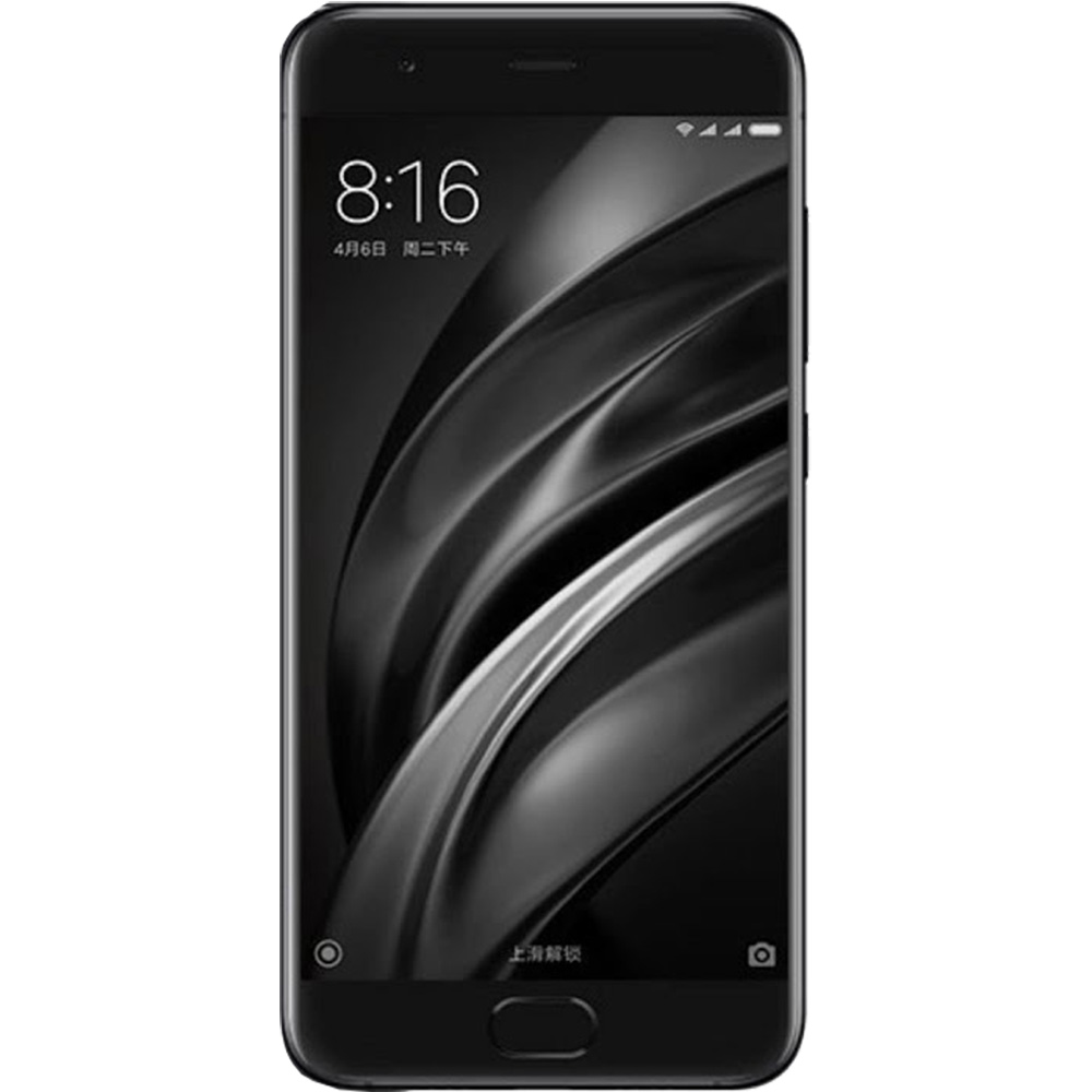Telefon Mobil Xiaomi Mi 6 64GB Flash 6GB RAM Dual SIM 4G Ceramic Black