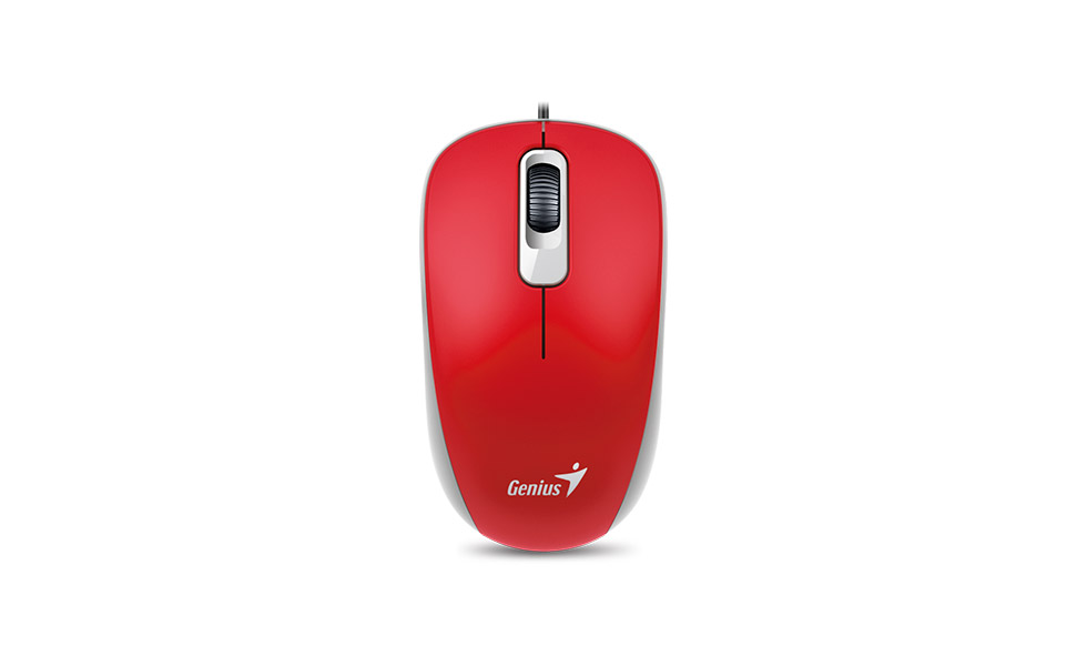 Mouse Genius DX-110 Rosu