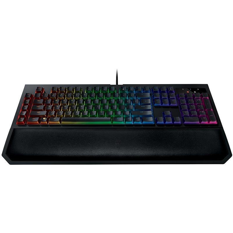 Tastatura Gaming Razer Blackwidow Chroma V2 Yellow Switch Mecanica