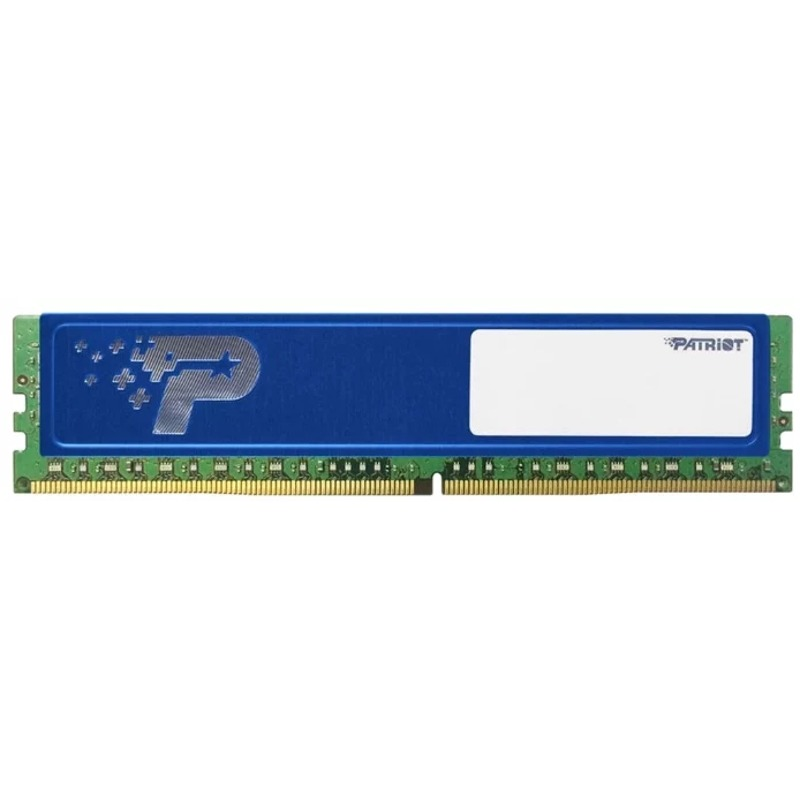 Memorie Desktop Patriot Signature 8GB DDR4 2400MHz Heatshield Double Sided