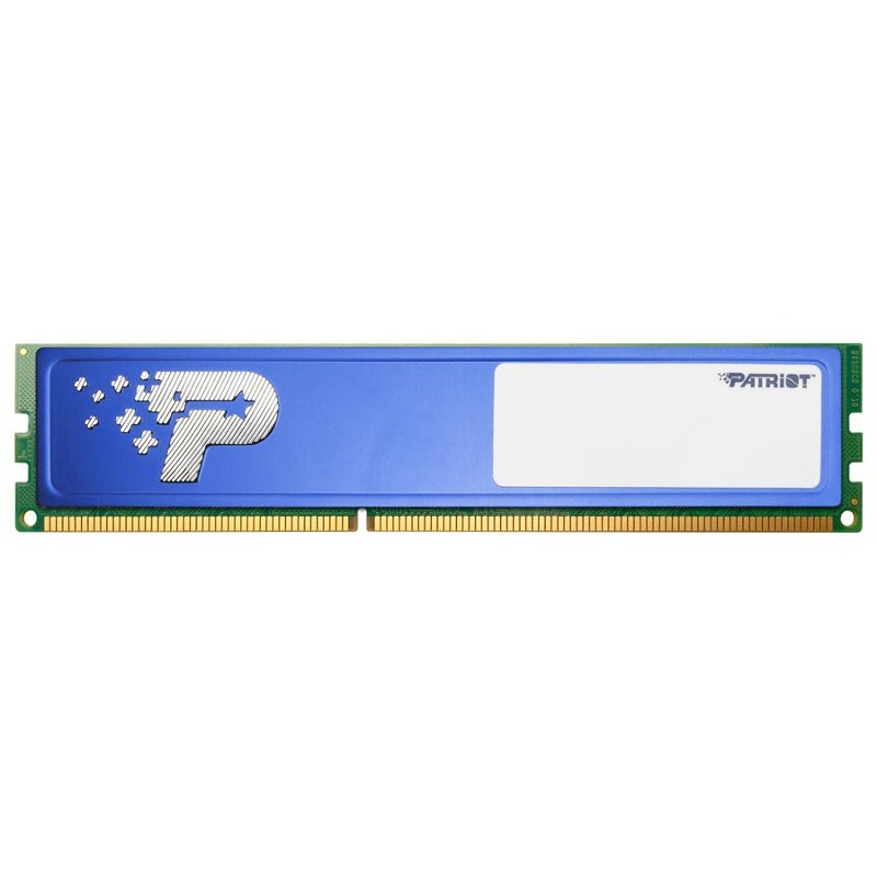 Memorie Desktop Patriot Signature 4GB DDR4 2133MHz Heatshield Double Sided