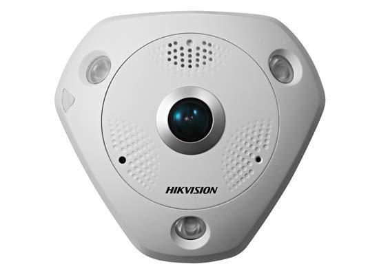 Camera Hikvision DS-2CD63C2F-IVS 12MP 2mm
