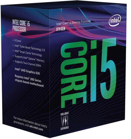 Procesor Intel Core i5-8400