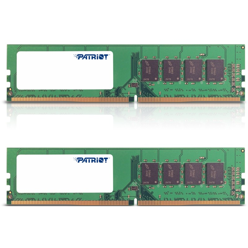 Memorie Desktop Patriot Signature 8GB(2x4GB) DDR4 2400MHz