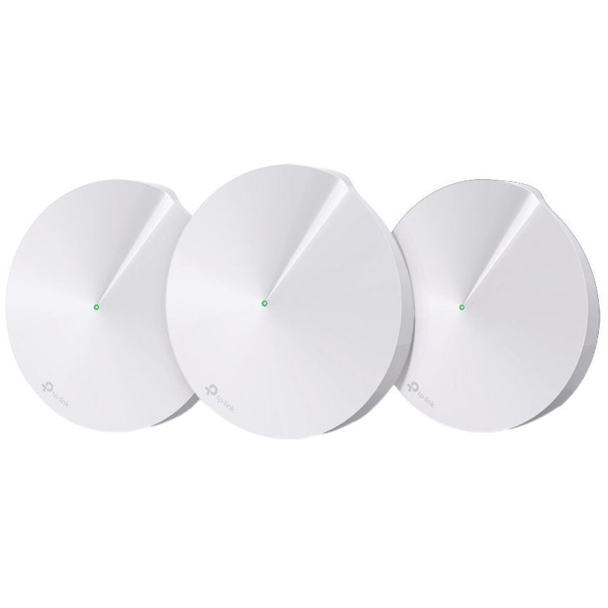 Sistem Wireless Tp-Link Deco M5 3pack WiFi: 802.11ac-1300Mbps