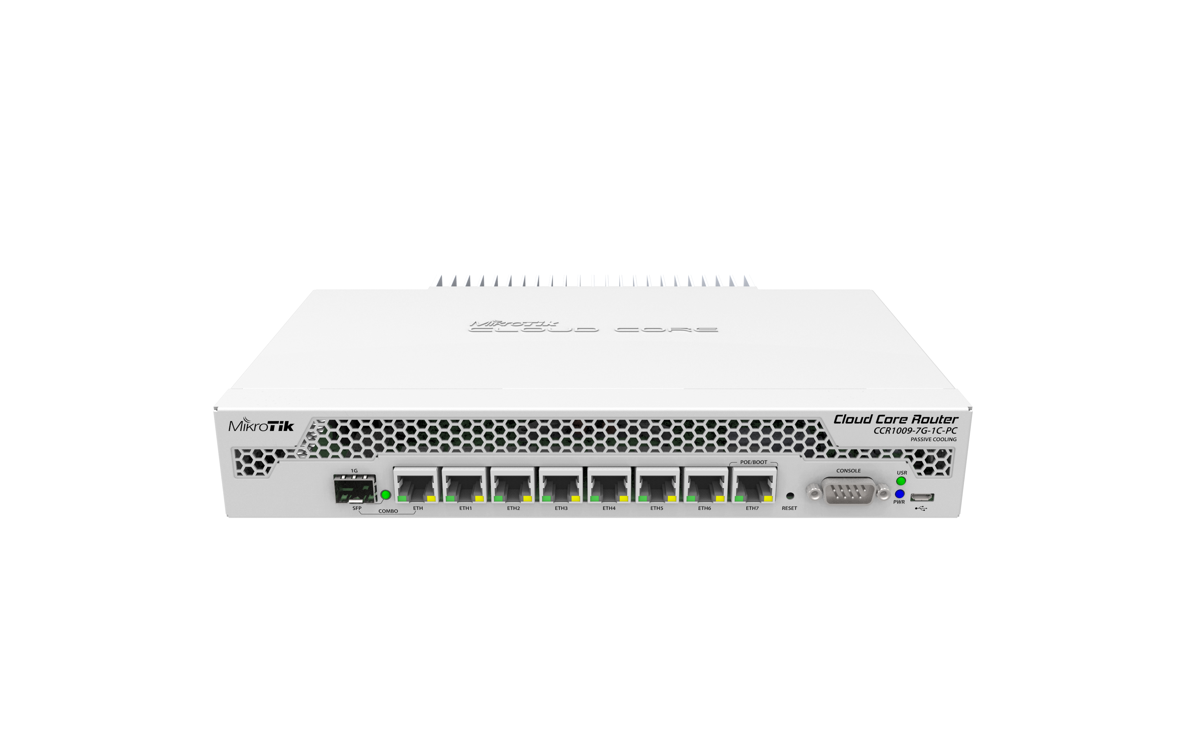 Switch Mikrotik CCR1009-7G-1C-PC 1xSFP 7xLAN