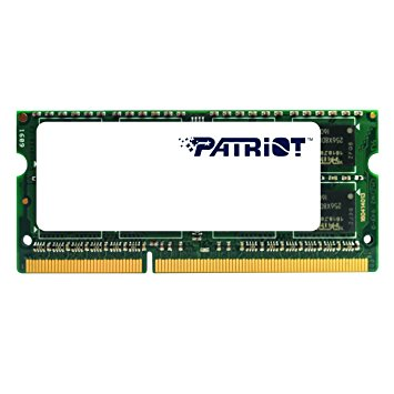 Memorie Notebook Patriot Signature 8GB DDR3L 1600MHz Double Sided 1.35V