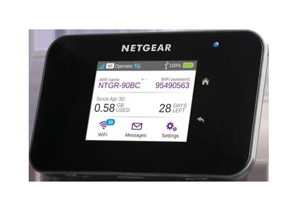 Router Netgear AirCard 810S WAN: 1x3G/4G