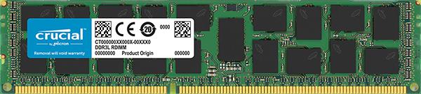 Memorie Server Micron Crucial 4GB DDR4 2666MHz 1.2V