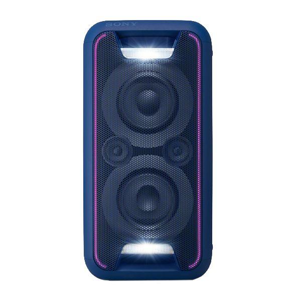 Sistem audio Sony GTK-XB60B USB Wi-Fi NFC Bluetooth Albastru