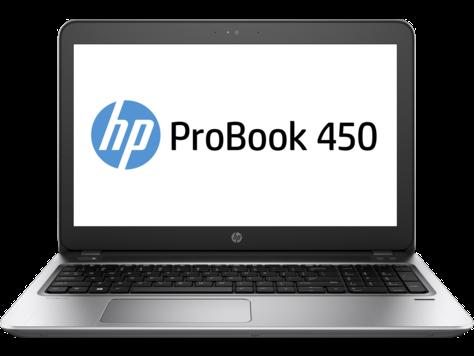 Notebook HP ProBook 450 G4 15.6 HD Intel Core i5-7200U RAM 4GB SSD 128GB Windows 10 Pro