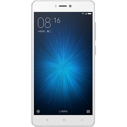 Telefon Mobil Xiaomi Mi 4s 64GB Flash 3GB RAM Dual SIM 4G White