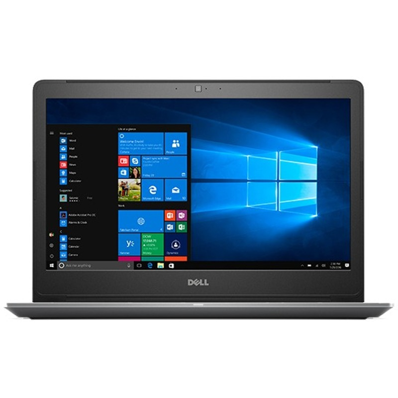 Notebook Dell Vostro 5468 14 HD Intel Core i7-7500U 940MX-4GB RAM 8GB HDD 1TB Windows 10 Pro Gri
