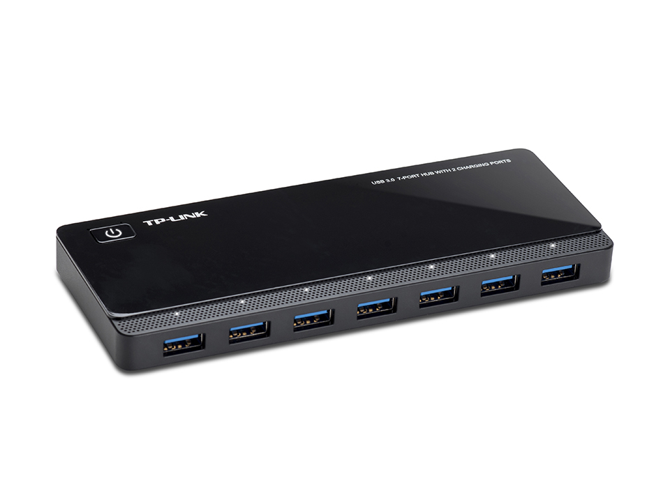 Hub USB Tp-Link UH720 9 x USB 3.0